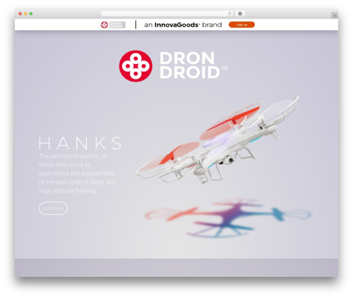 Theme WordPress A_B - drondroid.com