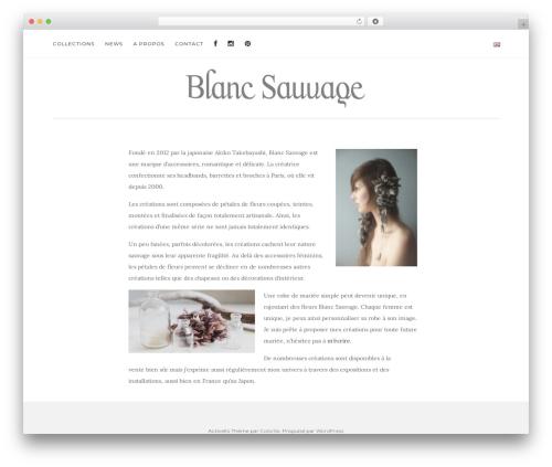 Activello WordPress template free download - blanc-sauvage.com