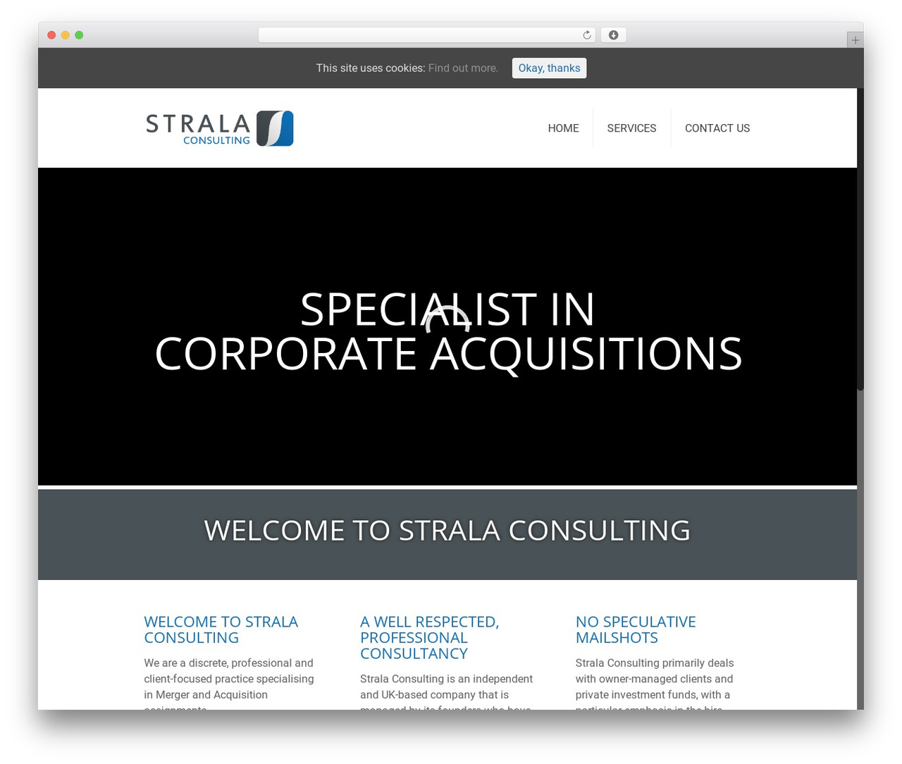 Betheme top WordPress theme - stralaconsult.com