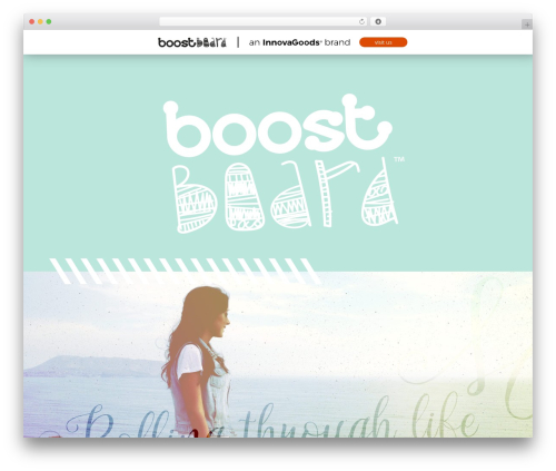 Theme WordPress A_B - boost-board.com