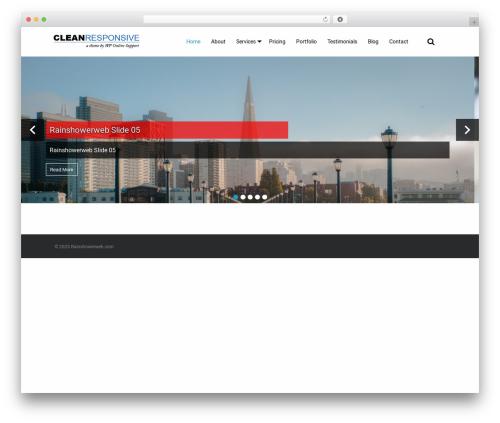 WordPress wp-slick-slider-and-image-carousel-pro plugin - rainshowerweb.com