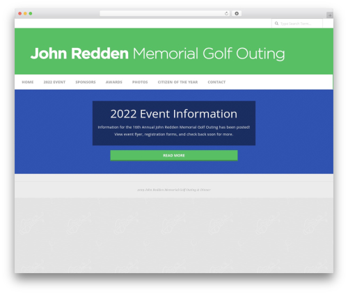 Responsive Brix WordPress template free - jredden.com