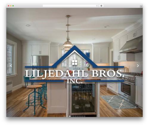 BuilderPress theme WordPress - liljedahlbros.com