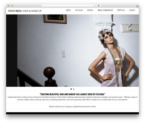 Template WordPress blackair - kyleeboutiquesalon.com