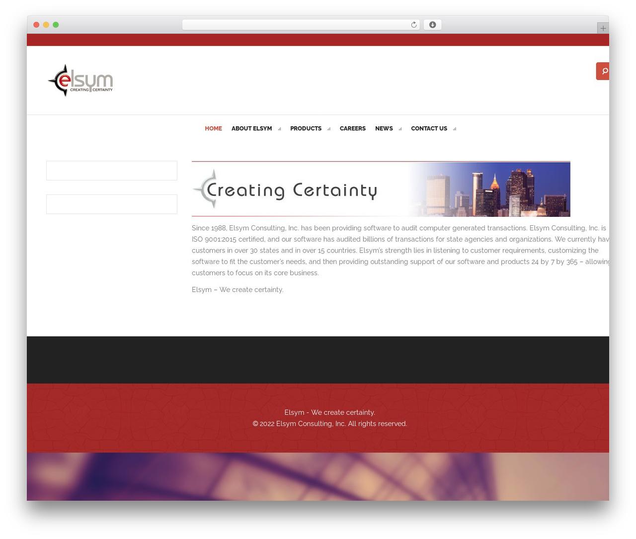 Exist Multi Purpose WordPress Theme best WordPress theme - elsym.com