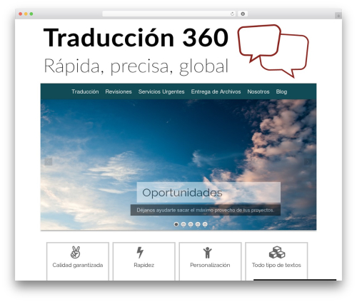 isis free website theme - traduccion360.com
