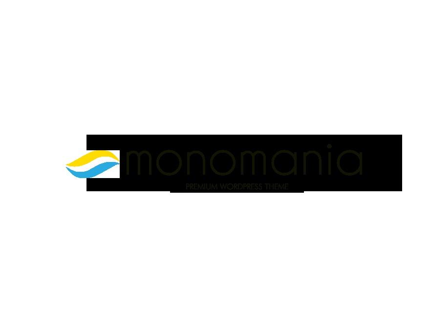 Best WordPress template monomania