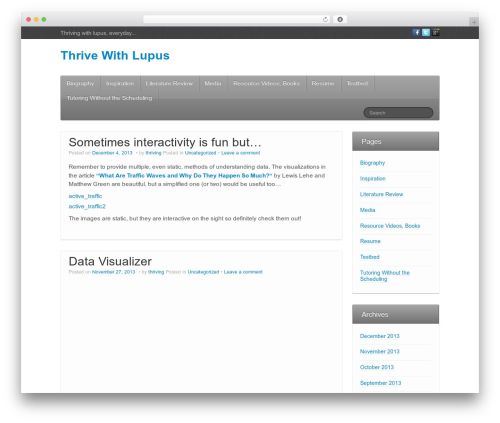 iFeature theme free download - thrive-with-lupus.com