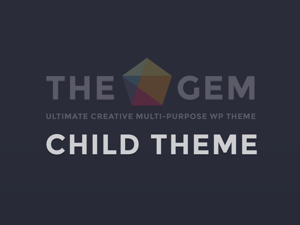 TheGem_child_user_icons WordPress theme