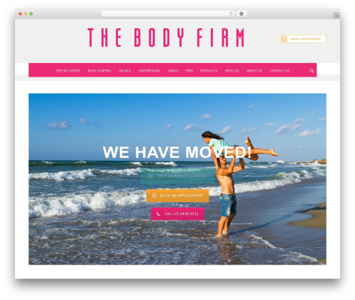 WordPress css3_web_pricing_tables_grids plugin - thebodyfirm.com.sg
