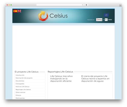 Best WordPress template Sahifa - lifecelsius.com