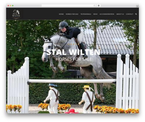 HorseClub theme WordPress - stalwilten.com