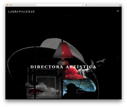 Template WordPress AZ_Alice - lauravillegas.com