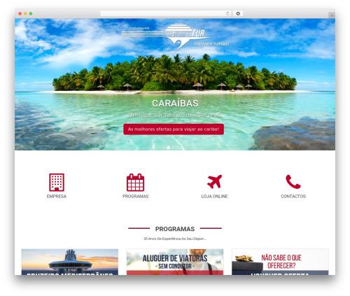 Weblizar free website theme - fafetur.com