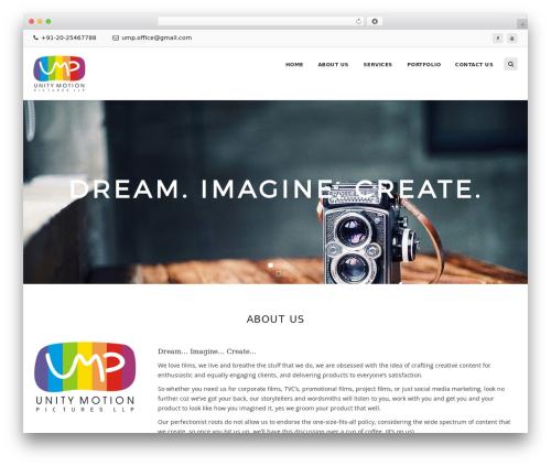 IODtheme best WordPress template - umpllp.com