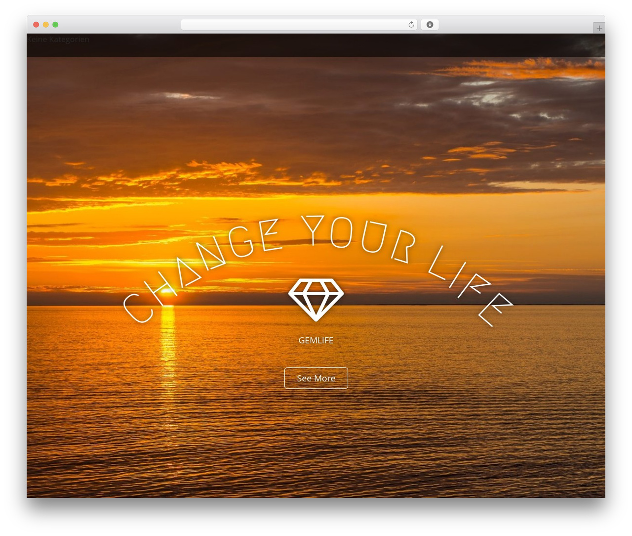 Arcade Basic WordPress page template - change-your-life-with-olli.com