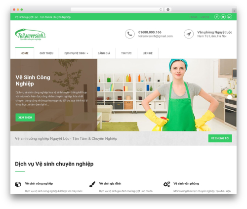 Builders by MyThemeShop WordPress ecommerce template - toilamvesinh.com