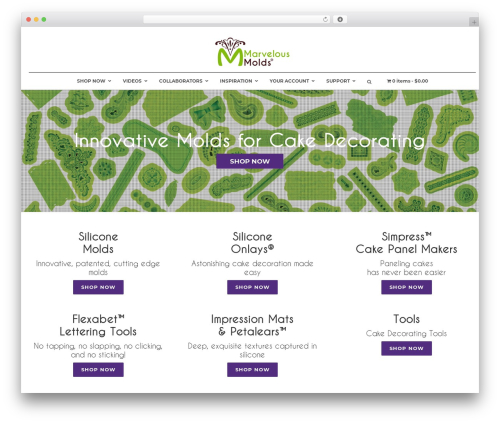 WordPress woocommerce-all-discounts plugin - marvelousmolds.com