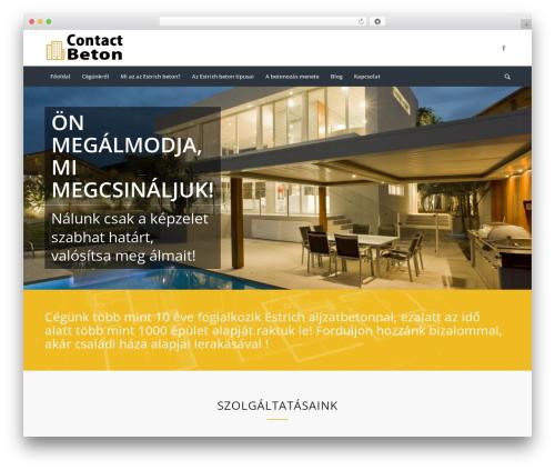 Enfold   Shared by Themes24x7.com top WordPress theme - contactbeton.com