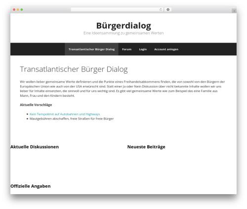 GeneratePress theme WordPress - prottip.com