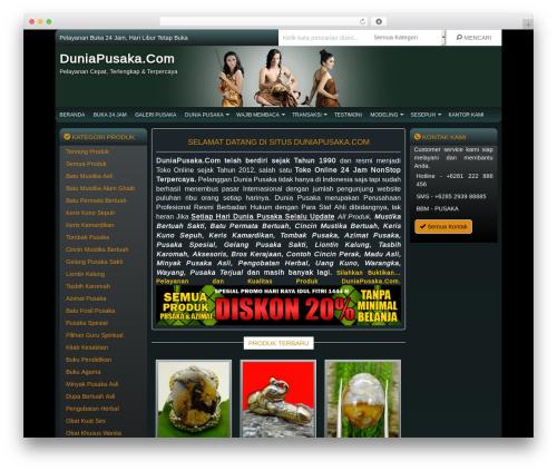 IndoStore WP template - duniapusaka.com