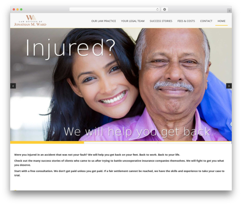 WP template Constructioner - accidentattorneydenver.com