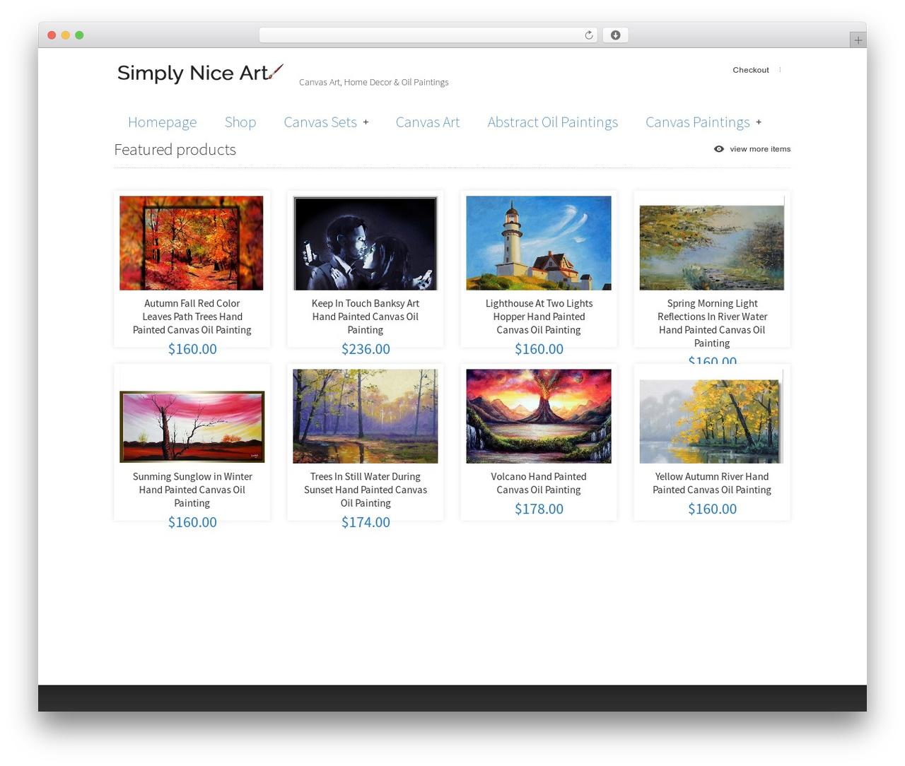 Pandora for Woocommerce - Premium Wordpress Theme WordPress