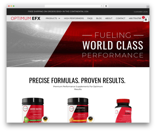 Free WordPress Slick Sitemap plugin - optimumefx.com