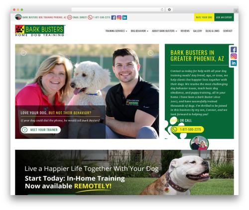bigdogbroadcast2 template WordPress - dogtrainingphoenix-goodyear.com