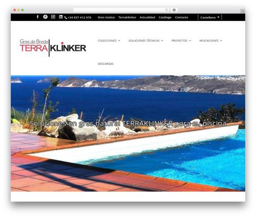 Best WordPress theme Divi - terraklinker.com