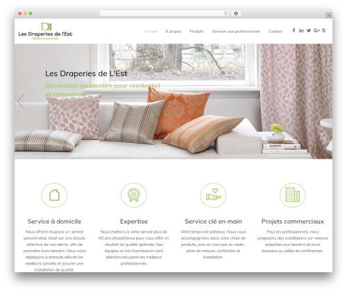 Theme WordPress Prime - draperiesdelest.com