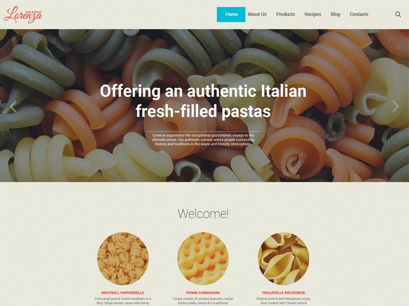Best WordPress theme theme58382