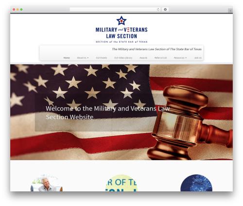Customizr WordPress theme free download - militarylawsection.com