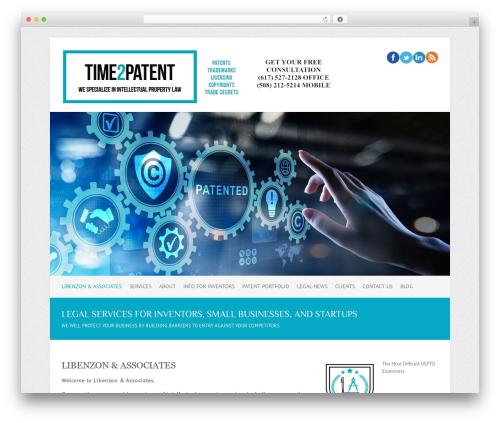 Free WordPress Vertical scroll recent post plugin - timetopatent.com