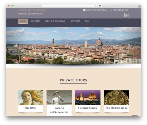Enigma WordPress free download - tasteoftuscany.it