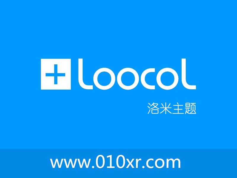 Loocol theme WordPress