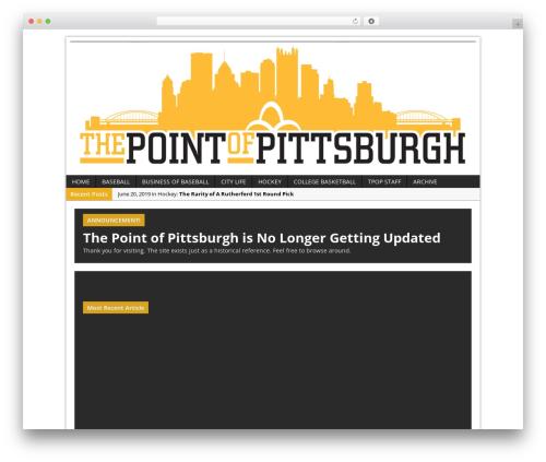 Free WordPress FD Footnotes Plugin plugin - thepointofpittsburgh.com