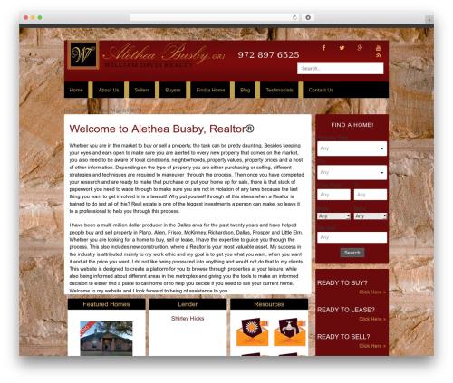 Free WordPress dsIDXpress plugin - texashomehub.com