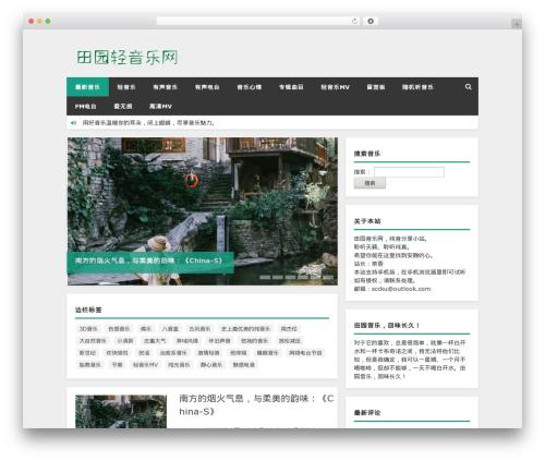 Theme WordPress Loocol - tyqyyw.com