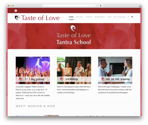 Free WordPress Sell Tickets – Event Ticketing and Event Registration – Ticket Tailor for WordPress plugin - tasteoflove.com.au