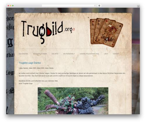 Twenty Twelve theme free download - trugbild.org