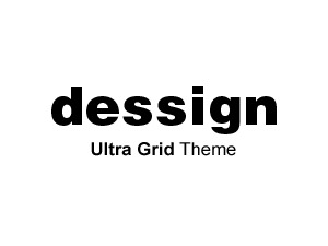 Ultra Grid Theme WordPress template