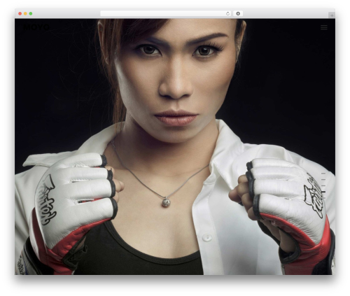 Best WordPress theme Keen - ismoyoadhi.com