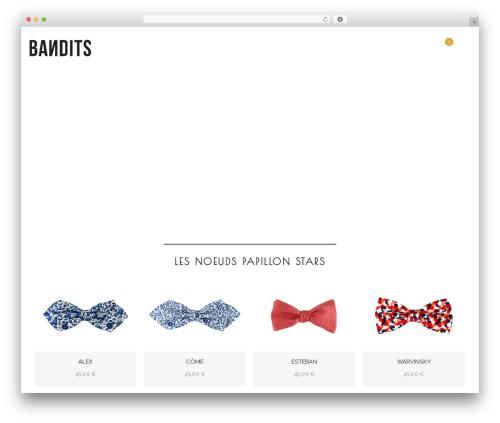 DMCS best WordPress template - lesnouveauxbandits.com