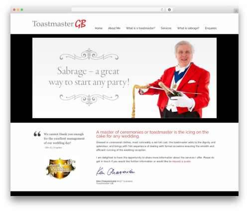 Striking MultiFlex & Ecommerce Responsive WordPress Theme WordPress ecommerce theme - toastmastergb.com
