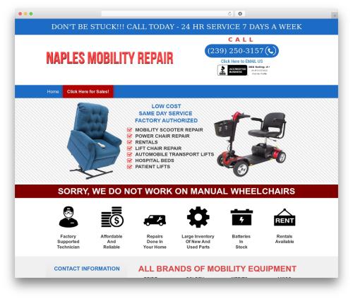 Theme WordPress Dynamik-Gen - naplesmobilityrepair.com