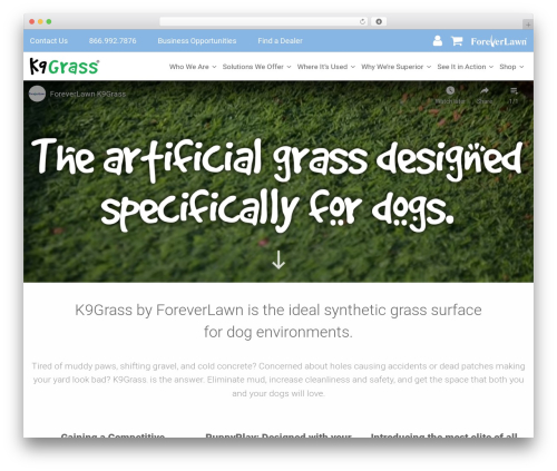 Free WordPress WP SEO HTML Sitemap plugin - k9grass.com