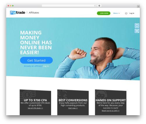 Divi top WordPress theme - ftaffiliates.com