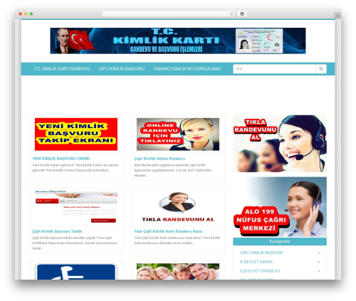 KH best WordPress template - ciplikimlikkarti.com