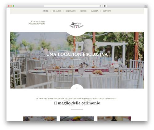 Royal Event WordPress theme - birdesuricevimenti.com